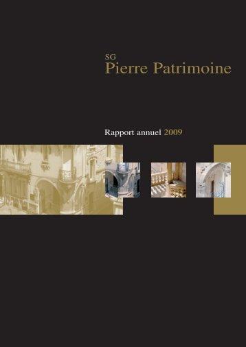 Pierre Patrimoine - Pierrepapier.fr