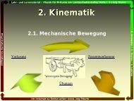 mechanische Bewegungen - Thurm.org