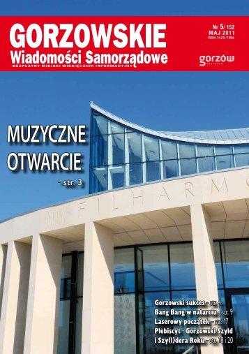 GWS nr 05 / 2011 - Gorzów