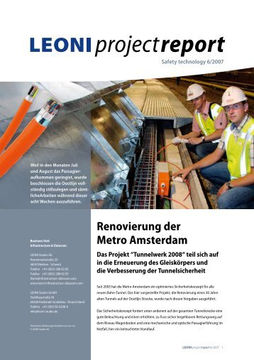 Download (PDF) - LEONI Infrastructure & Datacom