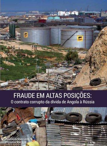 o contrato corrupto da dívida de Angola à Rússia - Público