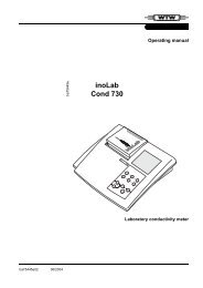 inoLab Cond 730 - Fagerberg
