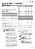 English - Service - DeWALT - Page 5