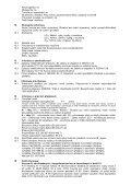 BEZPEČNOSTNÍ LIST /v souladu s nařízením ES 1907 ... - Novato - Page 3