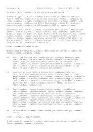 Tecnomen Yhtiökokouksen päätökset.pdf - Tecnotree