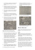 A Guide to repointing Stone and Brickwork - Page 2