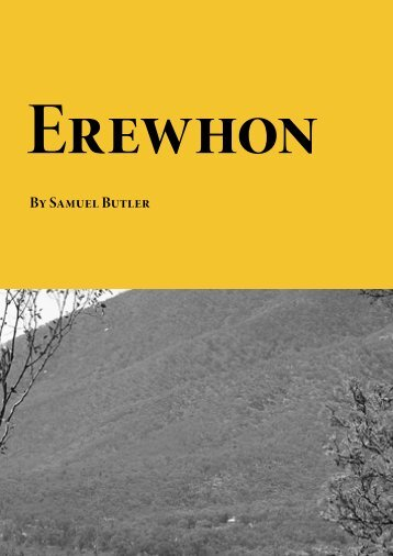 Erewhon - Planet eBook