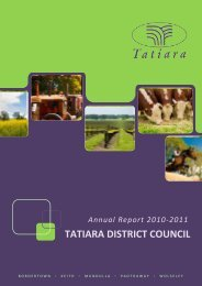 South East Local Government Association (SELGA) Report