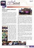 Info SCOUT 77 - Scouts del Perú - Page 3
