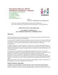 Istituto Comprensivo di Verdellino - Aidai
