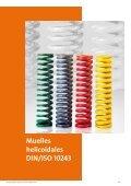 Muelles helicoidales, Muelles de poliuretano/elastómero, unidades ... - Page 6