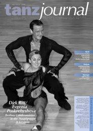 Dirk Ritt/ Evgenia Poskrebysheva - Deutscher Tanzsportverband eV