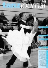 Torsten Lexow/ Monika Zimmer - Deutscher Tanzsportverband eV