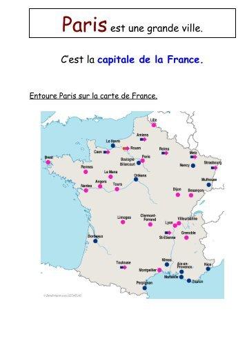 Paris est une grande ville