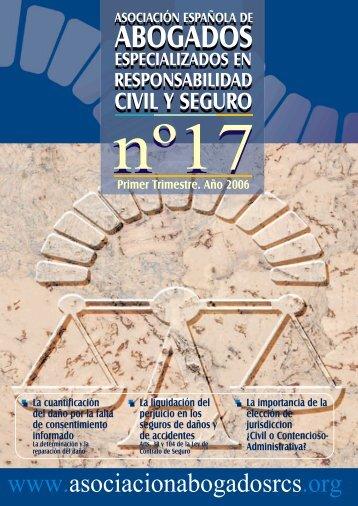 Revista nº 17, 1º trimestre año 2006 (PDF 6Mb) - Asociación ...