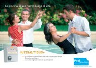 JUSTSALT®DUO+ - Pool Technologie