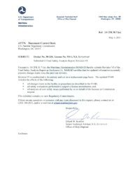 10 CFR 50.71(e) - Maritime Administration - U.S. Department of ...