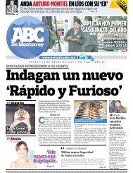 ANDAARTURO MONTIELEN LÍOS CON SU 'EX ... - Periodicoabc.mx
