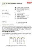 TABLES LINÉAIRES - CETIC - Page 4