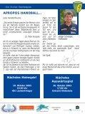 Ich brauche keine Aufwärmphase! - SV Post Schwerin - Handball ... - Page 3