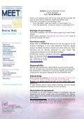 EXHIBITION MANUAL MEET2011b - MEET CONGRESS - Page 3