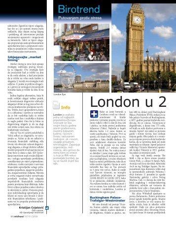 London u 2 - Pletikosa