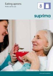 Eating aprons - Suprima GmbH