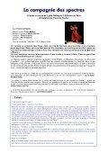 Présentation de la pièce - Page 2