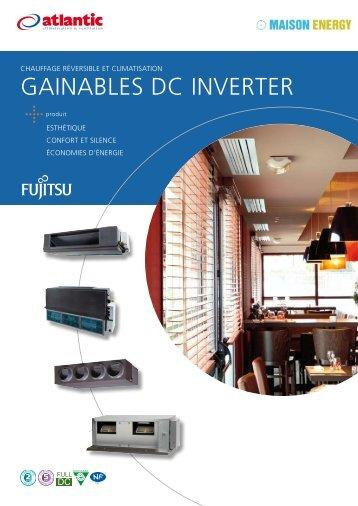 gainaBleS dc inverter