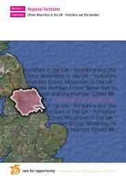 Regional Factsheet - University of York