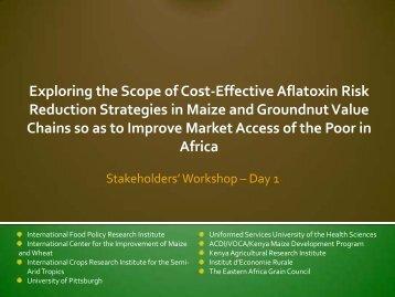 PDF 985K - IFPRI - International Food Policy Research Institute