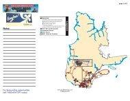 Quebec Good Beer Map - Brewing News