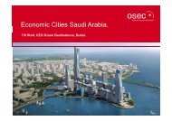 Economic Cities Saudi Arabia. - Green Destinations