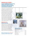 MAKROLON Hygard® Polycarbonate Sheet - Curbellplastics.com - Page 3