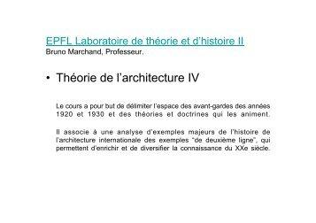 7. Le plan flexible, le Dom-ino, le Citrohan. - Laboratoire de théorie ...