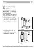 Инструкция по монтажу и техническому обслуживанию - Buderus - Page 7