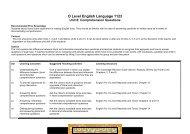 O Level English Language 1123 - StudyGuide.PK