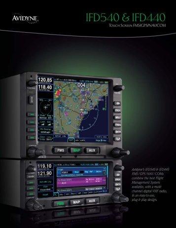 AV853-IFD540 GPS-Nav-Com-REV4-PRINT:Layout 1 - Avidyne