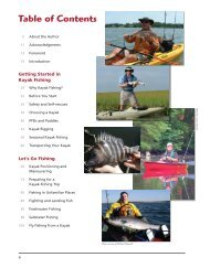 Table of Contents - Orvis