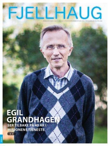 Fjellhaugbladet 3-2012 - Fjellhaug Internasjonale Høgskole