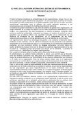 El papel de la auditoría interna en el sistema de gestión ... - Aeca - Page 2