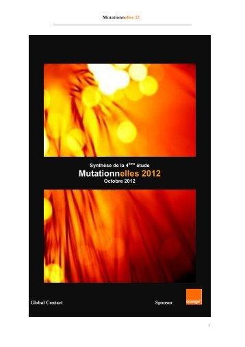 """""""Mutationnelles 2012"""" en PDF. - IESF"""