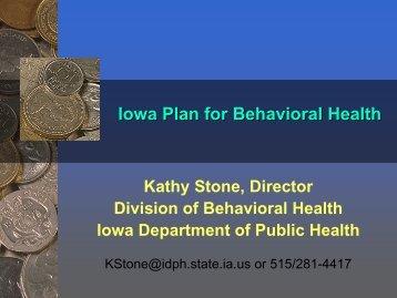 Stone, Kathy.pdf - State Systems Development Program VIII ...