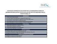 Preguntas - Instituto Mexicano para la Competitividad AC