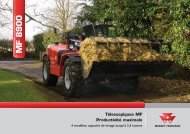 MF 8900 - Jacopin Equipements Agricoles