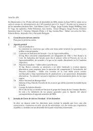 Acta No. 434 En Montevideo a los 19 días del mes de diciembre de ...