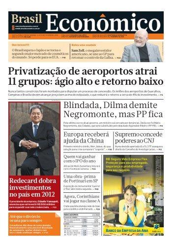 breco1 - 1 - Brasil Econômico - iG