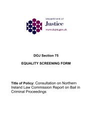 Download the Equality Screening Form (PDF 153 KB)