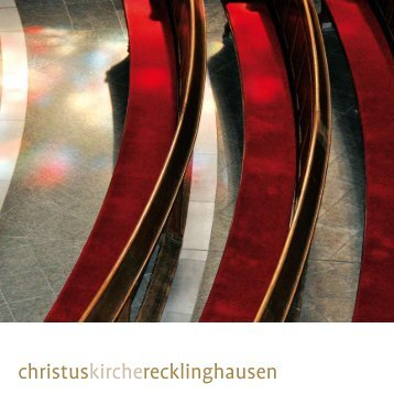 christuskircherecklinghausen - Evangelische Kirchengemeinde ...