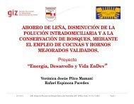Diapositiva 1 - Asociación Peruana de Energía Solar y del Ambiente